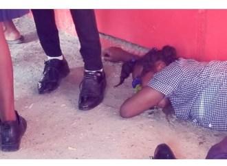 Vive tension devant le consulat dominicain à Mirebalais !