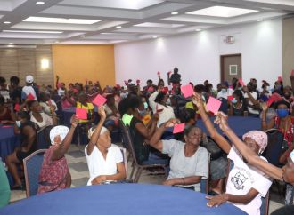 Formation d'un nouveau CEP : Les organisations de Femmes soutiennent la candidature de Miralda Jameau