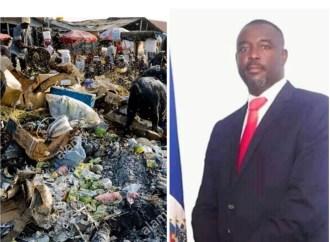 Insalubrité à Port-au-Prince : le maire répond à Marc Anderson Bregard