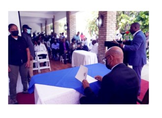Des signataires de l'accord d'Ariel Henry lui donnent 24 heures pour le mettre en application