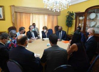 Insécurité: Importante réunion entre le Premier ministre et des représentants de la communauté internationale