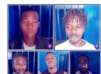 Sécurité : 6 présumés kidnappeurs arrêtés en plaine