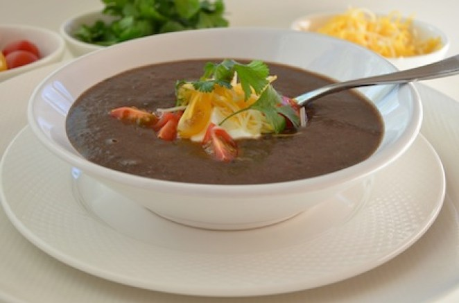 blackbeansoup1 5 Haitian Recipes Every Haitian Woman Should Know cooking tip Haitian recipes