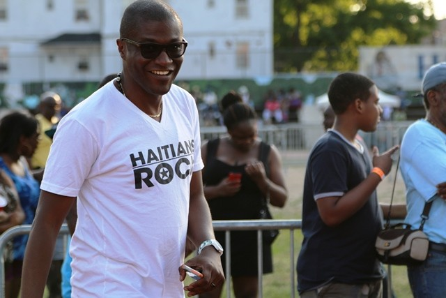 PROUD TO BE HAITIAN