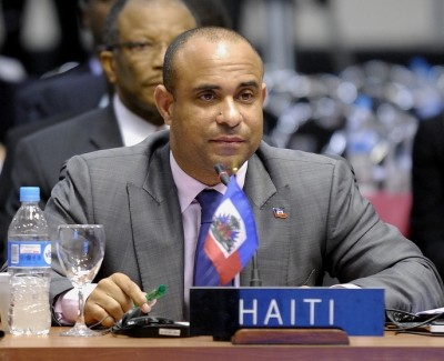 "Haiti's Prime Minister Awarded ""Innovative Leader of the Year"""