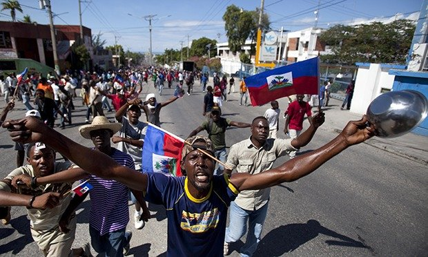 Strong Leadership is Needed in Haiti, Not Protests