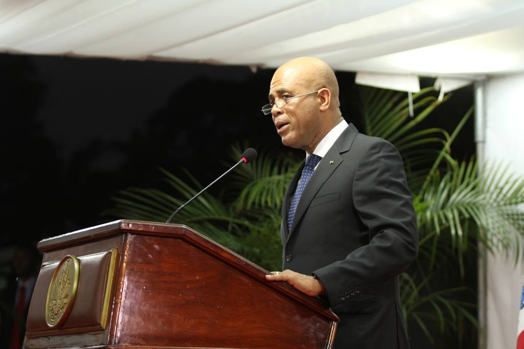New Haiti Cabinet To Be Sworn In Monday, President Martelly Says