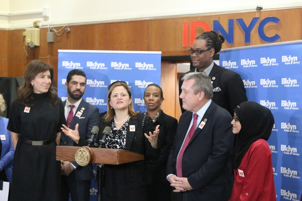 NYC Municipal ID Card Launches In Brooklyn