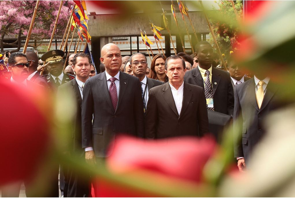 Thanks, Mr. Martelly, for Nothing