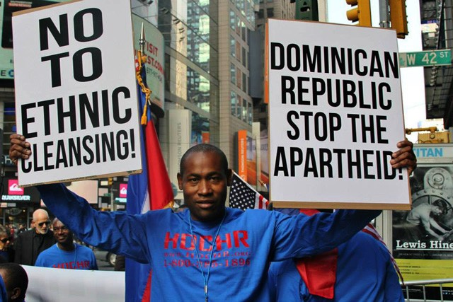 EDITORIAL: Racial Cleansing In The DR: A Denial of Haitian Influence