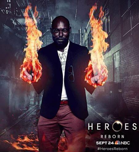 The Haitian Returns In Upcoming Heroes Series