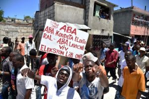 Haiti political news