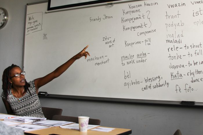 NYU Offers Manhattan Students Haitian Creole