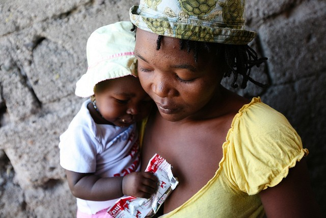 How important are the lives of Haiti's babies?