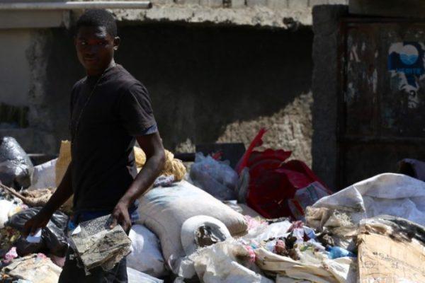 Surviving Among Trash