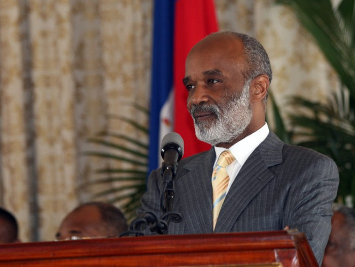 An Ode to Haitian President Rene Preval