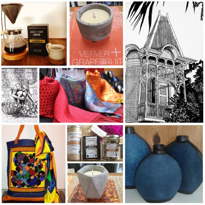 "Haiti Embassy Hosts Bien Abyé ""Les Jardins De La Mode"" Pop-up Shop"