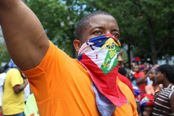 A Look Back At Our Favorite Haitian Flag Photos
