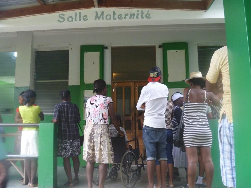 Haiti: Where Childbirth is 'Women's War'