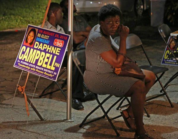Haitian-American Legislator Daphne Campbell Loses State Senate Seat to Jason Pizzo