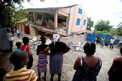 CARICOM ready to provide assistance to earthquake ravaged Haiti