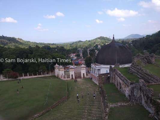 Citadelle Laferriere: A Piece of Haiti's History