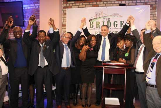 Haitians, Jews, Muslims Come Together For Unity in Action Holiday Party