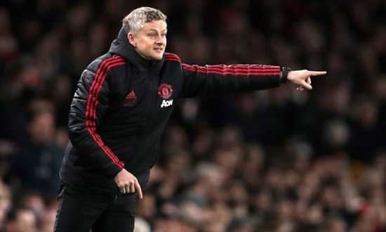 Ole Gunnar Solskjær: Top four not good enough for Manchester United
