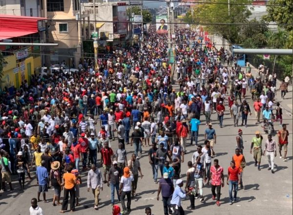 Protesters Take to Haiti's Streets Once Again, A Timeline