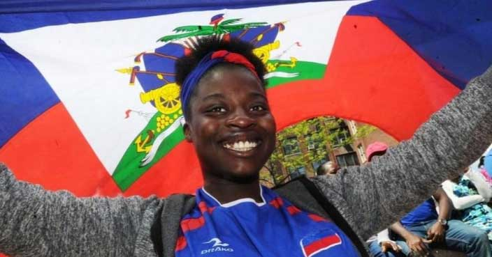 Brockton marks Haitian Flag Day with a hearty 'Bienvenue!'