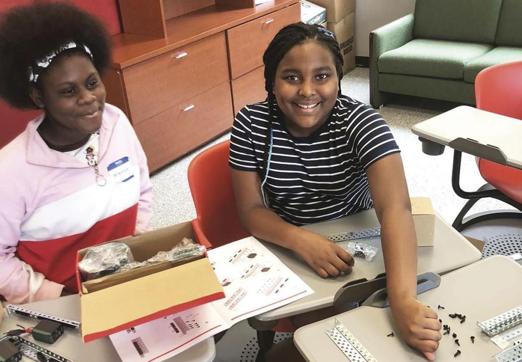 Little Haiti students immerse in STEM training