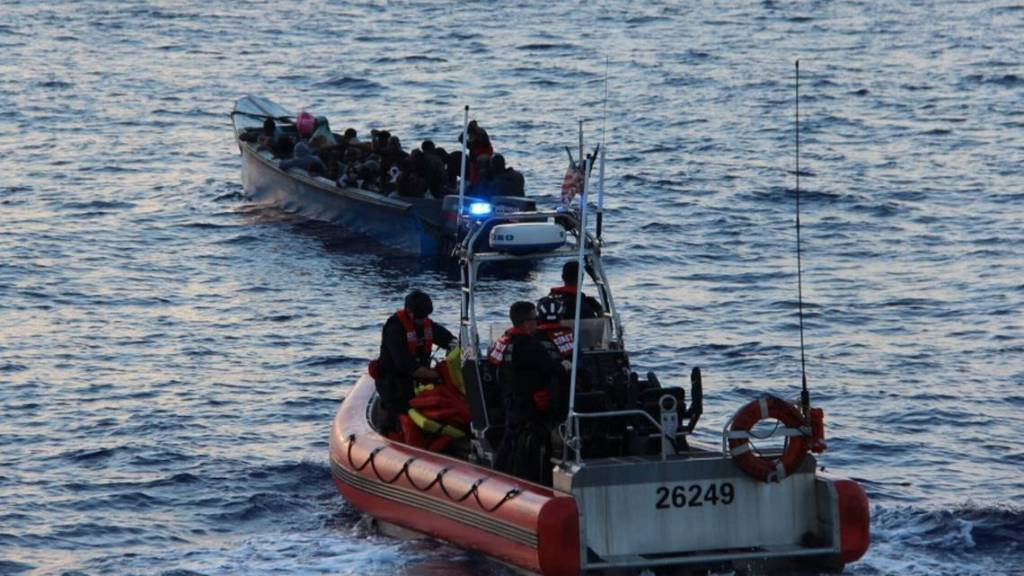 49 Haitian migrants stopped by U.S. Coast Guard near Cuba. They'll be sent back home.