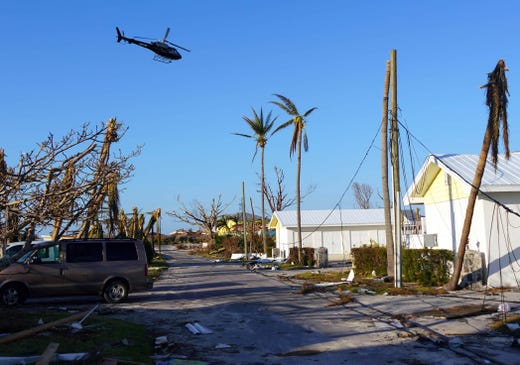 Hurricane Dorian: Trump administration reportedly won't extend temporary protected status to Bahamians