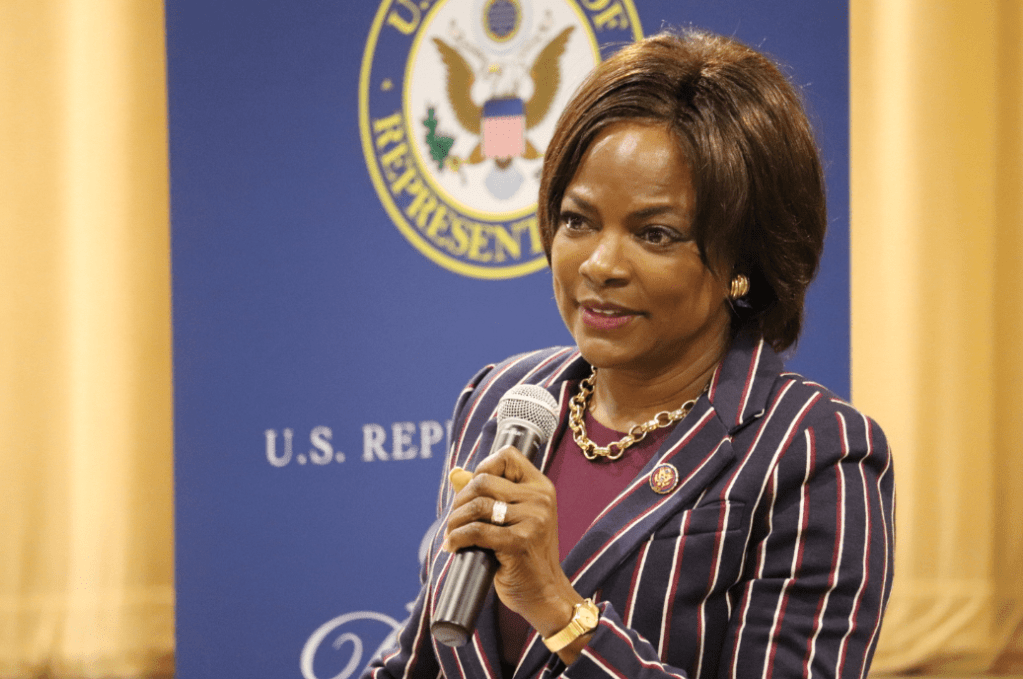 Florida Rep. Val Demings Hosts Haitian Town Hall