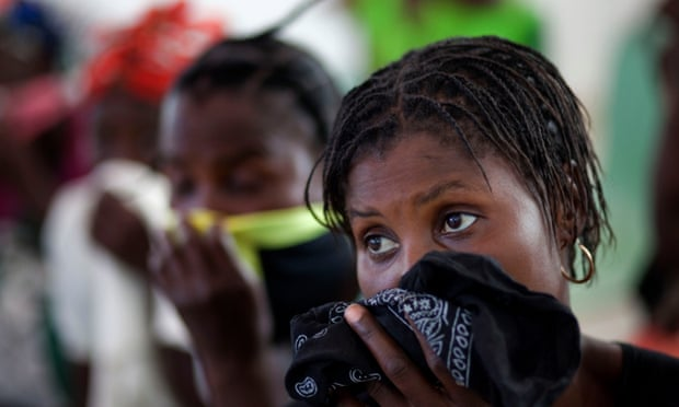 Haitians urge judges to find UN culpable for cholera outbreak that killed thousands