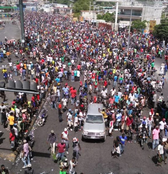 Organizations Throughout the Americas Show Solidarity with Haitian Citizens in Fight Against Corruption