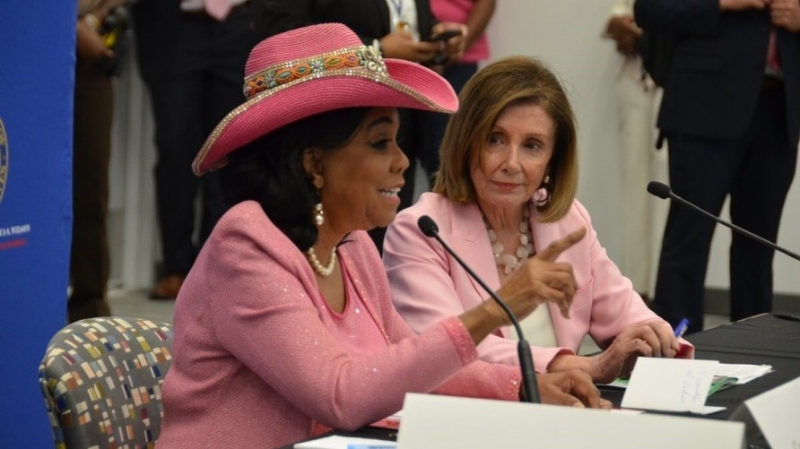 Haitian Americans to Pelosi: Stop U.S. meddling. It's time for Haiti president to go.
