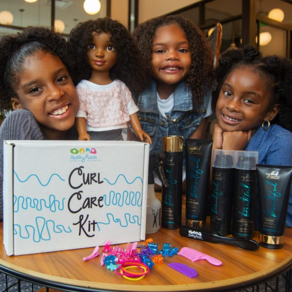Haitian Entrepreneur Yelitsa Jean-Charles Teaches Self-Love with Natural Hair Doll