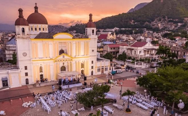 A Seat at the Table: Dîner en Blanc Haiti