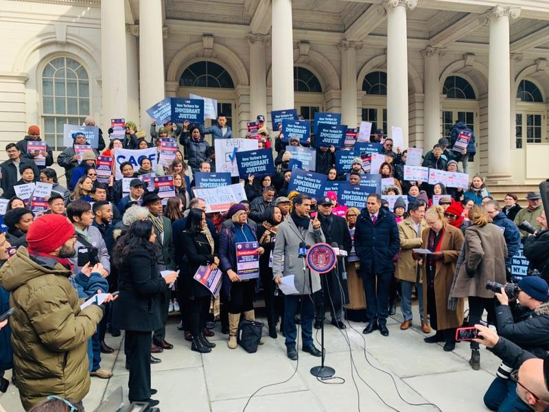 NYC Legislators Propose Bill To Give Immigrants Voting Privileges