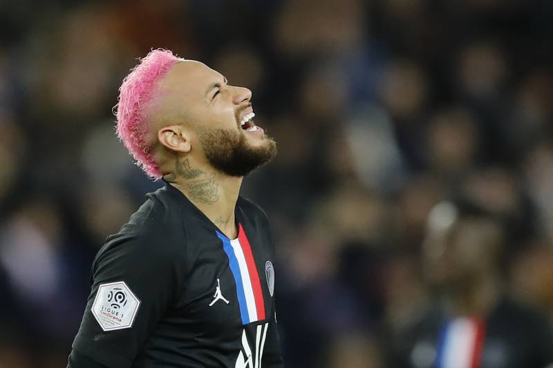 PSG to Be 'Patient and Careful' with Neymar After Injury