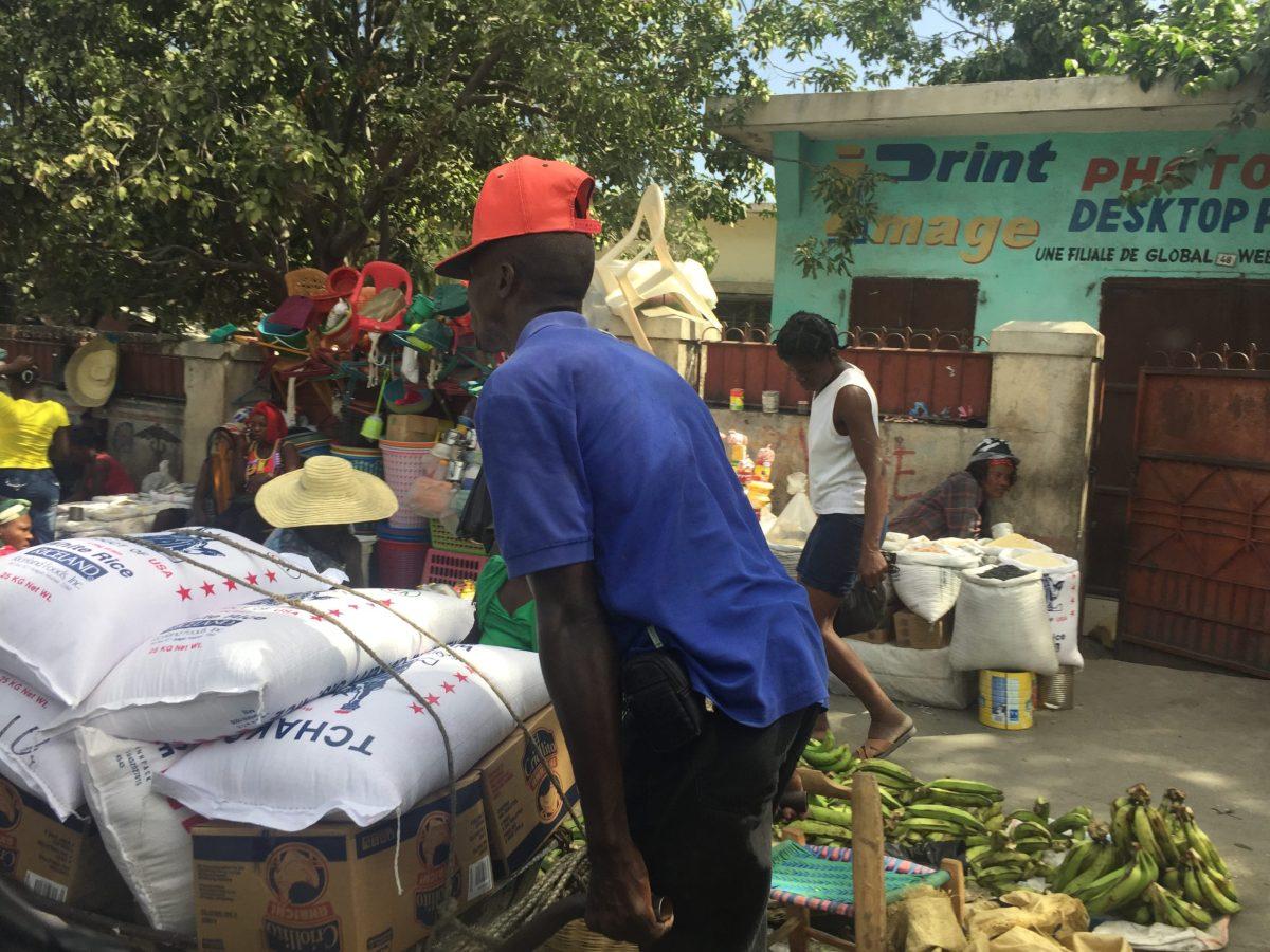 haiti economy, haiti commerce