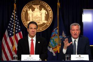 New York State Governor, NYC Mayor