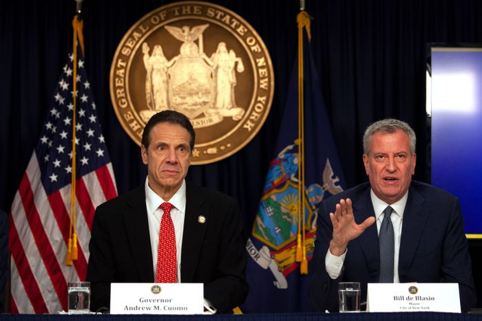New York State Governor, NYC Mayor