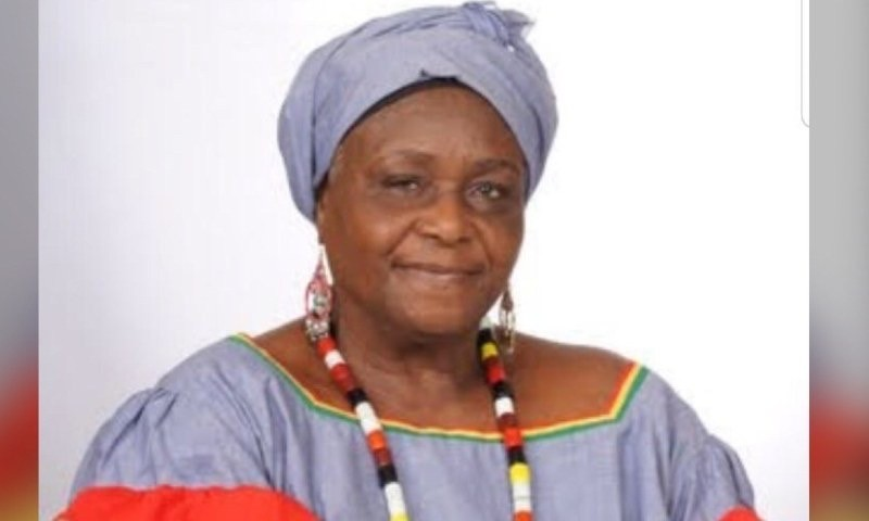 "Annette Auguste known as ""Sò Anne"", an exceptional activist is dead in Haiti"