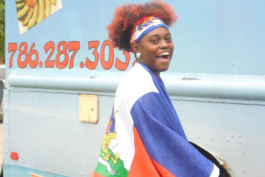 Natacha Candio infuses her Haitian heritage into Charlotte's food scene