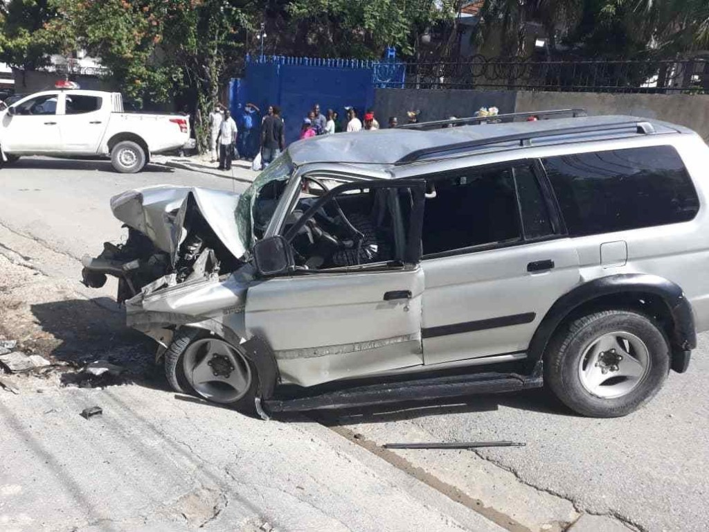 Employee at Haiti's ministry of the treasury Killed by a projectile at Ruelle Rivière