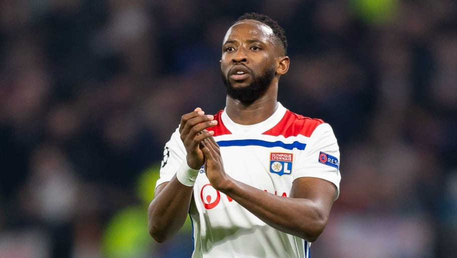 Moussa Dembele Gossip: Report Claims Man Utd Have Agreed €70m Deal for Lyon Striker