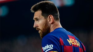 """Messi called Lautaro to ask him to join him at Barcelona"""""""
