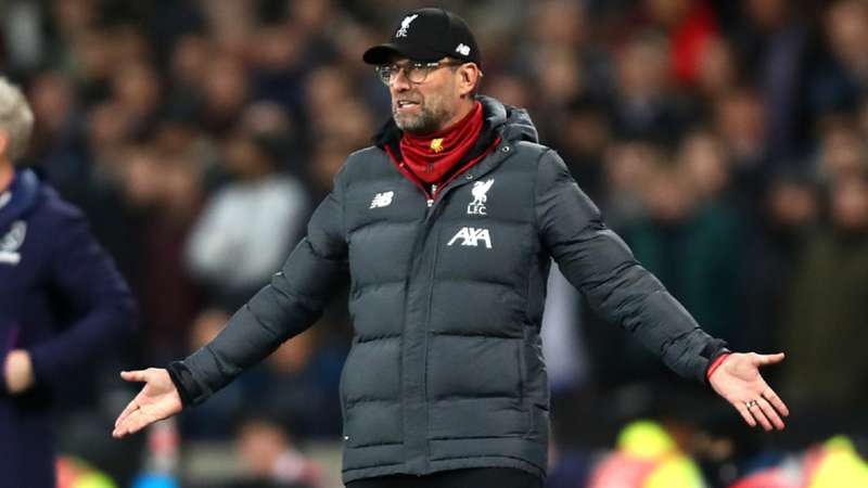 Klopp: Not possible for Liverpool to replicate Man Utd's era of dominance